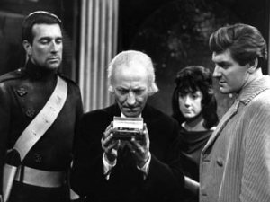 John Wiles and Donald Tosh weren't fans of long serials like Daleks' Masterplan