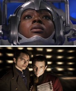 Two of Chris Chibnall's Torchwood episodes.