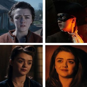 Maisie Williams as Ashildr/Me.